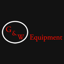 G & W Equipment Logo